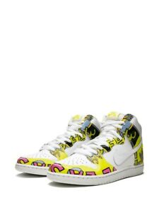 Nike SB Dunk High De La Soul (2015) Size 8 Uk