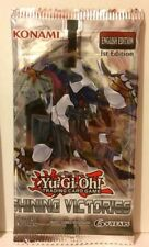 Yu-gi-oh Shining Victories Special Edition English 3 Packs 27 Cards
