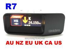 UNIDEN R7 EXTREME MRCD GPS RADAR LASER DETECTOR INTL SHIP EU CA RU AU NZ UK ASIA