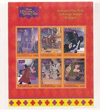 ST. VINCENT & GRENADINES, Hunchback of Notre Dame, Sc# 2367, MNH 1996 Sheet of 6