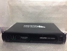 Christie Vive Audio Professional 3000W Class D Power Amplifier - CDA3