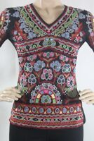 $Bcbg max azria New Women's Tops & Blouse Bankless SZ S paprika made India
