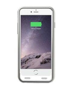 UNU DX PLUS für iPhone 6 Plus und 6s Plus Battery Case weiss