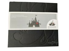 More details for disney minnie mouse main attraction pin collector album book with starter pin