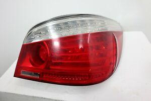 BMW 5 SERIES E60 2007-2010 LCI SALOON O/S RIGHT GENUINE COMPLETE REAR LIGHT