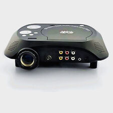 Good!! LED Multimedia Projector with DVD Movie Player 320x240 60 ansiLumens500:1