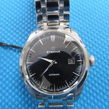 New Eterna 1948 Legacy Automatic Black Dial Men's Watch