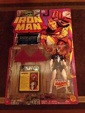 Marvel Comics pre Leyendas Iron Man Spider-Woman Figura Toy Biz Vintage Spiderman
