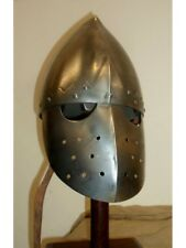 Medieval  viking mass helmet Norman helmet spartan helmets