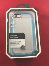NEW iPhone 6/6S-Only OEM Incipio Octane Case - Cyan/Green/Grey/Pink