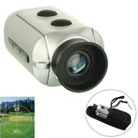 Digital 7x18 Golf Range Finder Optic Telescope Hunting optical RangeFinder