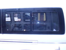 Toyota Hiace Van compatible, Sliding Rear Windows All About Vans Chipping Norton