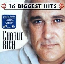 16 Biggest Hits by Charlie Rich (CD, Feb-1999, Sony Music Distribution (USA))