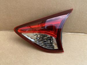 MAZDA CX-5 Drivers Right Rear Inner Taillight KD53513F0 - 2012 to 2017