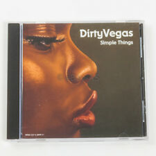 Dirty Vegas - Simple Things - Promo Only CD Single. USED!