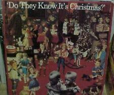 Band Aid Do They Know Its Christmas 12""