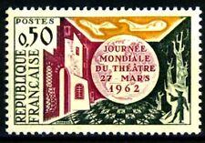 France 1962 Yvert n° 1334 neuf ** 1er choix