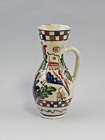 8545038 Keramik Schenk-Krug Siebenbürgen Bauernmalerei