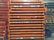 Used DexionSpeedlock Pallet Racking Beams, various lengths available.