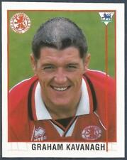 MERLIN 1996-PREMIER LEAGUE 96 - #492-MIDDLESBROUGH-GRAHAM KAVANAGH