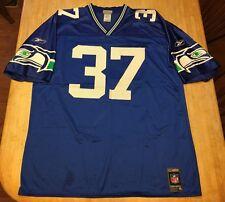 RARE Mens Vintage Seattle Seahawks Shaun Alexander Reebok Jersey XL