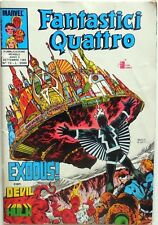 STAR COMICS FANTASTICI QUATTRO N.12 1989