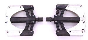 Crankbrothers 5050 2 Downhill MTB Flat / Platform Pedals Silver