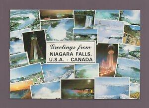 Estados Unidos - Los Caída Del Niagara (K8265)