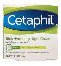 Cetaphil Rich Hydrating Night Cream - 1.7 Oz