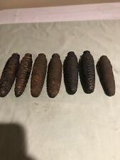 7 Vintage Coo Coo Clock Weights