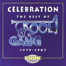 KOOL & THE GANG - The Best Of 1979-1987 - CD (1994) / James JT Taylor Funk
