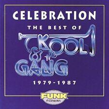 Celebration: The Best of Kool & the Gang (1979-1987) by Kool & the Gang (CD, Jun-1994, Mercury)