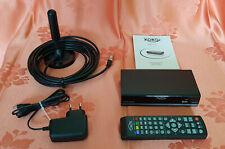 Xoro HRT 7515 DVB-T Receiver. Wie Neu.