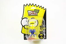 "Bart Simpson 3"" Qee Keychain Collection Prison / Criminal Bart"