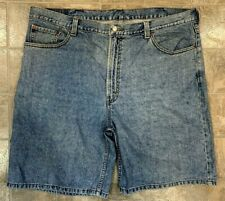 Levi's Mens Shorts Size 44 550 Relaxed Fit Blue