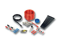 Stinger SK4281 Car Stereo 4000 Series 8 Ga Power Wire Amplifier Installation Kit