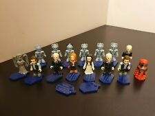 Doctor Who Character Building Mini Figures X 15