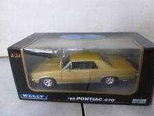Welly 1961 Pontiac GTO 1/24