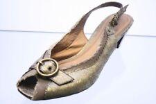 MarcoTozzi Pumps Metall Textil Hightech Vintage Look Gr. 40 (UK 6,5)