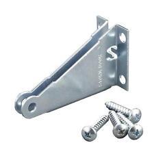 40 Pk Steel Zinc Plated Storm Door Closer Jamb Bracket N218594