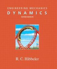Engineering Mechanics - Dynamics Hardcover Russell C. Hibbeler
