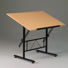 Black Drafting / Drawing / Hobby / Art/Craft Table Desk | Homework Scrapbooking
