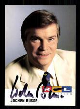 Jochen Busse RTL Autogrammkarte Original Signiert # BC 84233