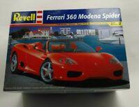 Revell Ferrari 360 Modena Spider 1:24 Scale Model Skill 2 85-2365