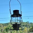 Adams & Westlake Co. Adlake Reliable Lantern Southern Railroad, GH&F RY
