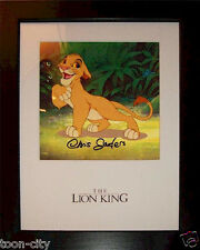 Gonna Be King Disney Lion King Sericel New Background NEW frame Chris Sanders