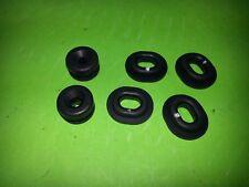 - Yamaha XJ650 XJ  Seitendeckel Seiten Deckel Gummi Set damper side cover