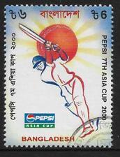 BANGLADESH 2000 PEPSI ASIA CUP CRICKET 1v Used (No.2)