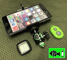 Mobile Phone holder for Fishing .Match Fishing ,Capture Shots, Camera.,Dslr