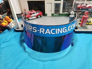 PLAYERS. Race-Used Visor  Indy 500 LOOKING FOR INDY COLLECTOR  HARD TO FIND